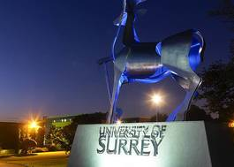Institution featured at 70 percent quality 1012 univeristy of surrey entrance20120906 2 1mjdswu