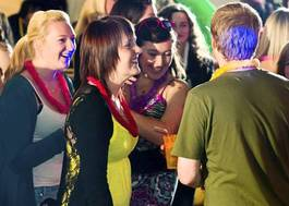 Institution featured at 70 percent quality 130 bishop burton college students during freshers week20120906 2 ka0q6z