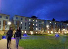 Institution featured at 70 percent quality 568 lancaster university grizedale college at dusk20120906 2 1hkj4ie