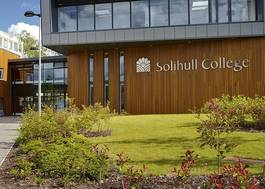 Institution featured at 70 percent quality 921 solihull college main campus20120906 2 1ard3ju