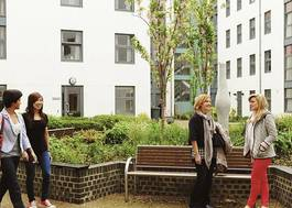 Institution featured at 70 percent quality s49 halls of residence  3