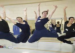 Institution featured at 70 percent quality 4198 royal academy of dance genee international ballet competition candidates attribute to elliott franks