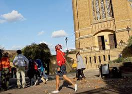Institution featured at 70 percent quality 978 st mary s university college twickenham students walk around campus