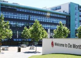 Institution featured at 70 percent quality dmu welcome